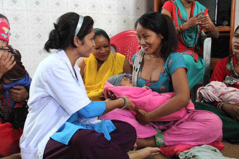Women emergencies breastfeeding