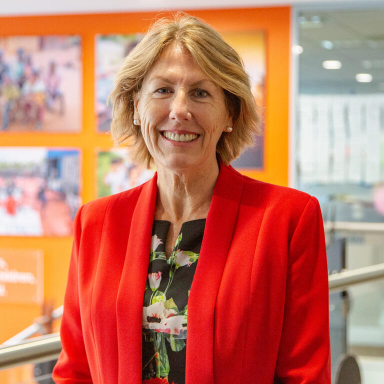 Catherine Yeomans, World Vision Australia Board Member 2020