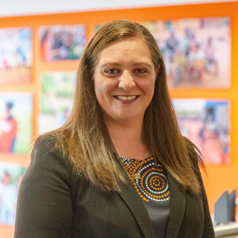 Brooke Prentis World Vision Australia Board Member 2020