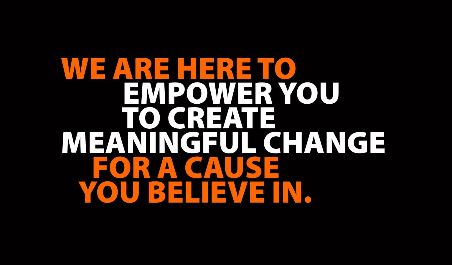 We are here to empower Australians