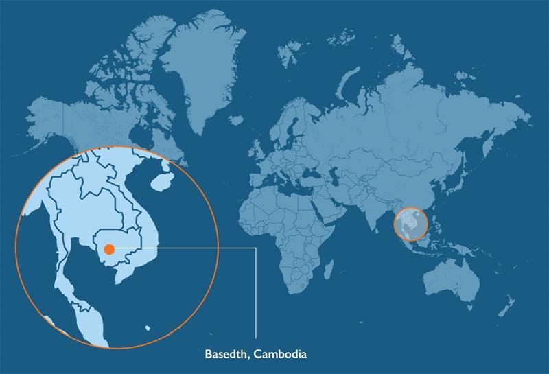 Basedth World Vision Australia