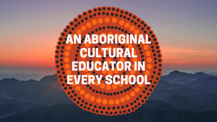 An Aboriginal Educator in Every School