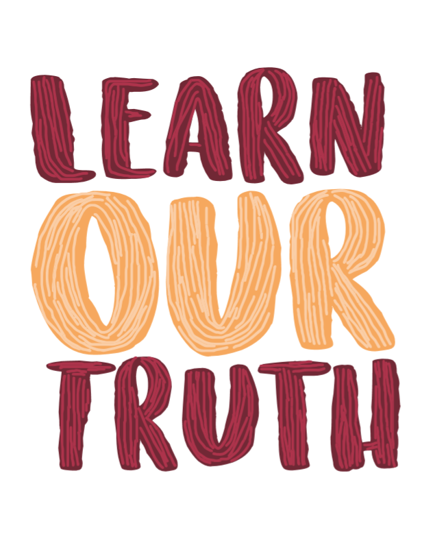 Learn Our Truth campaign logo