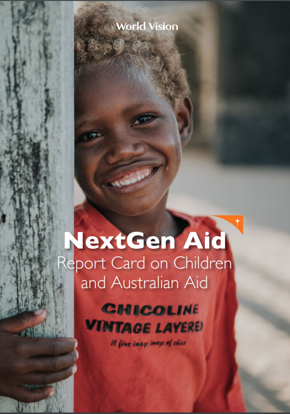 Children Child Rights International Development Aid Australia Foreign Aid Pacific Violence