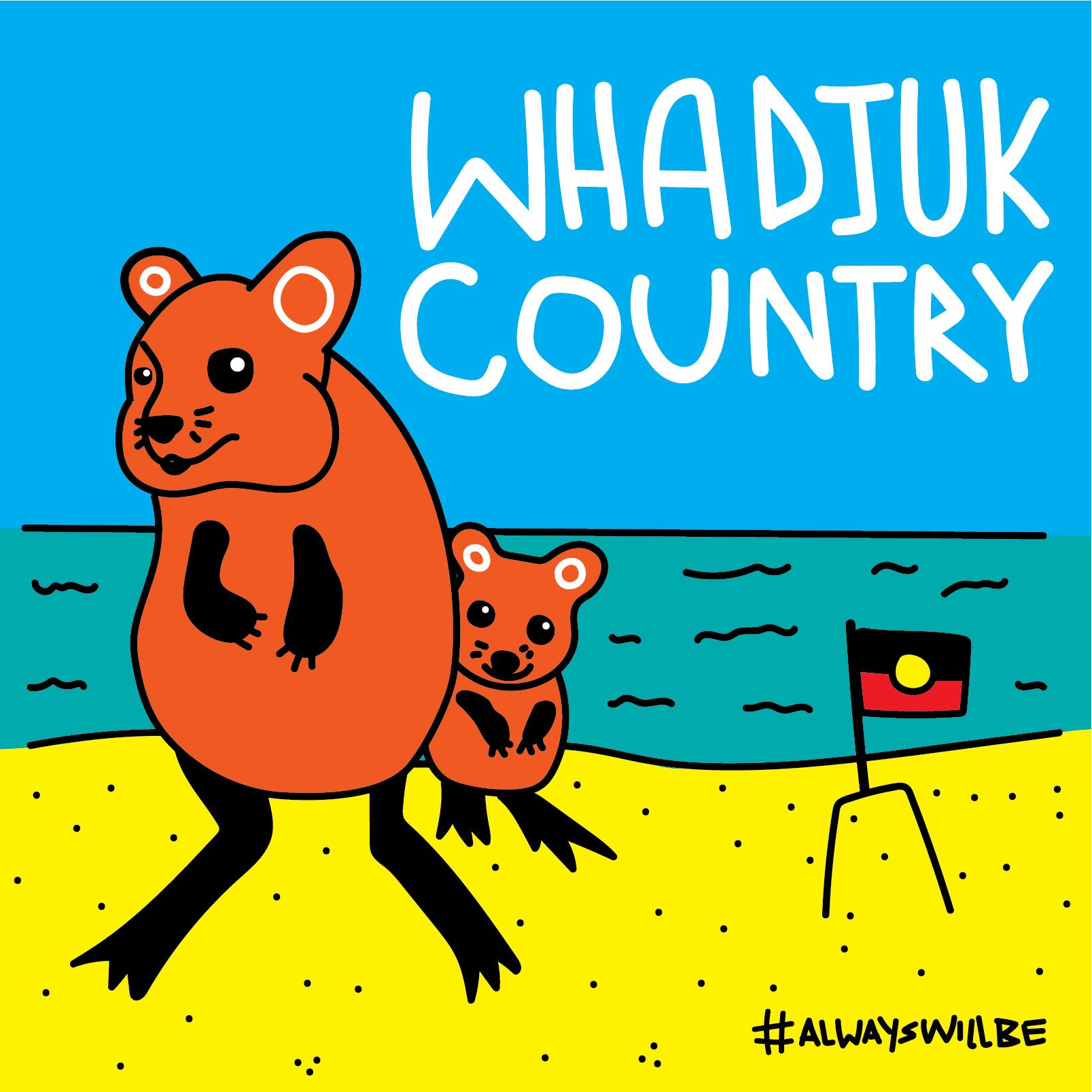 Whadjuk Country (Perth)