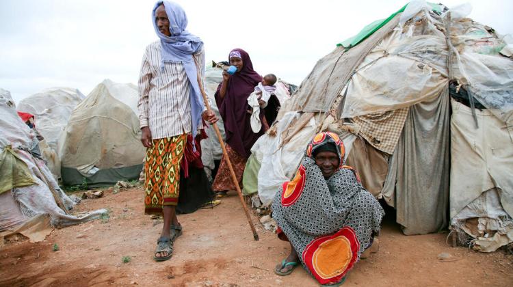 Kormari Internally Displaced People, Somalia (2007)