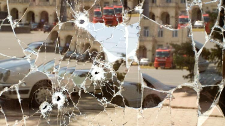Conflict in Georgia (2008)