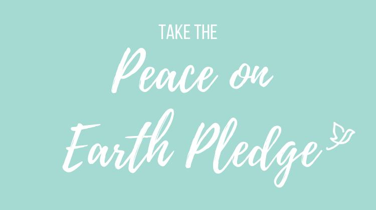 Peace on Earth Pledge