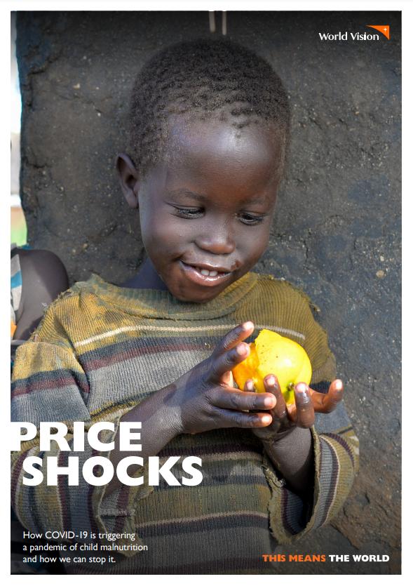 World Vision Price Shocks Report 2021