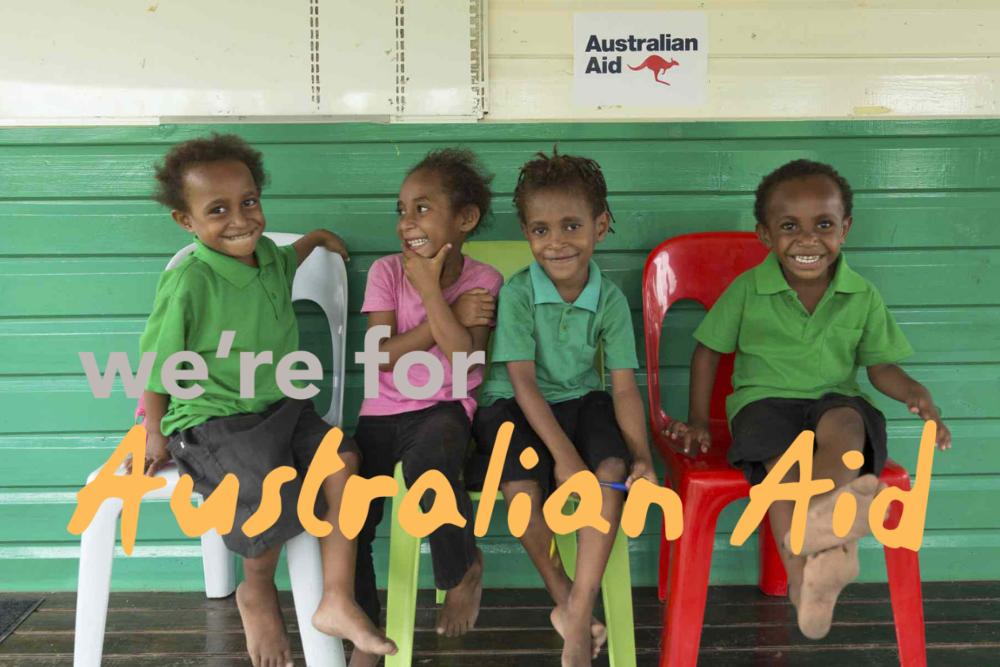 Australian Aid Campaign