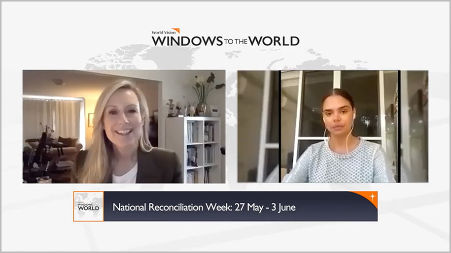 Windows to the World episode 3 with Samantha Harris