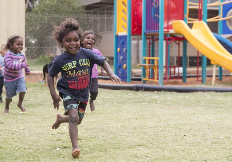 Supporting Aboriginal early childhood education