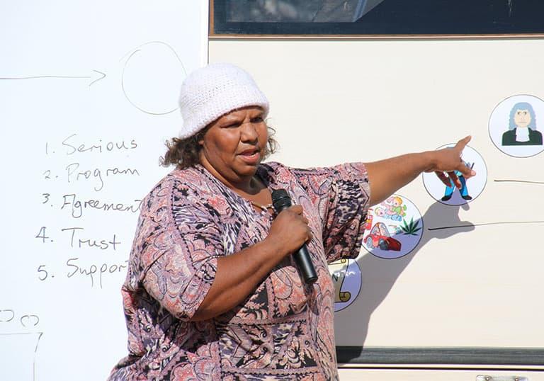 Martu Leadership Program - Aboriginal Outreach Program