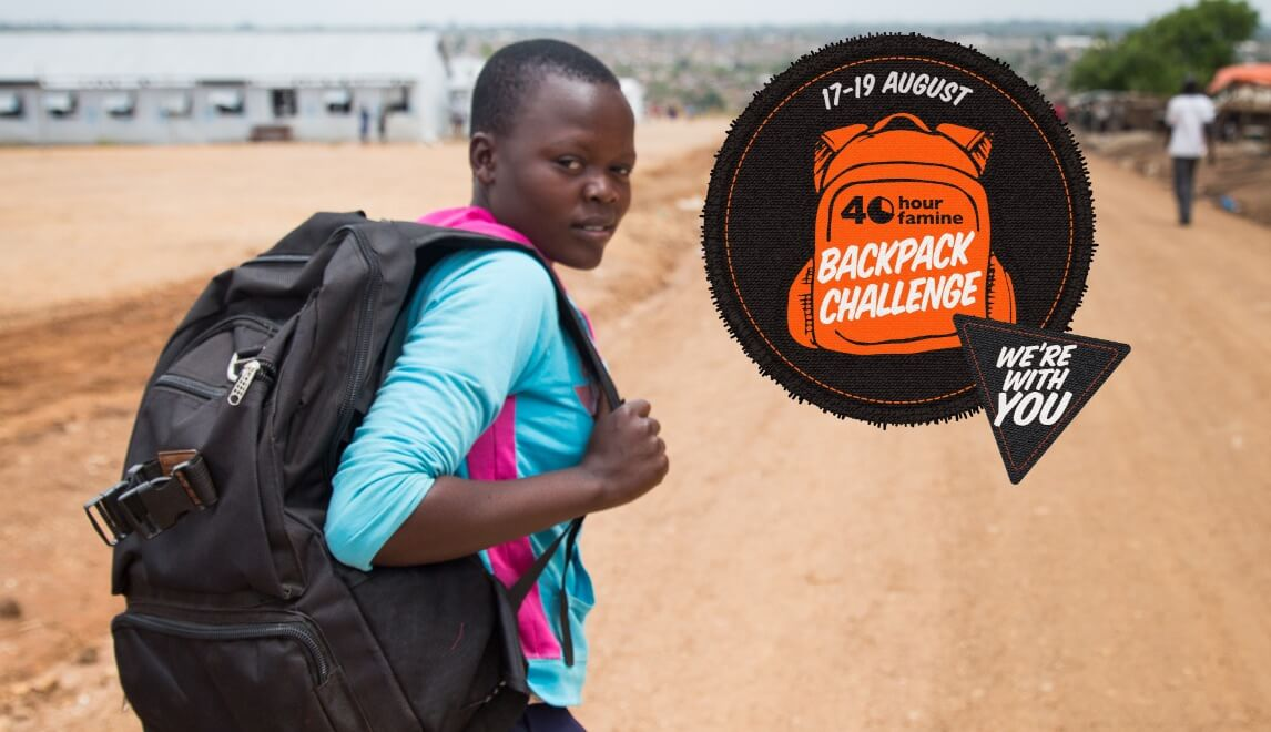Kisaro AP, Rwanda, Education, Child Rights, World Vision, Girls, Gender, 40 Hour Famine Backpack Challenge Refugee