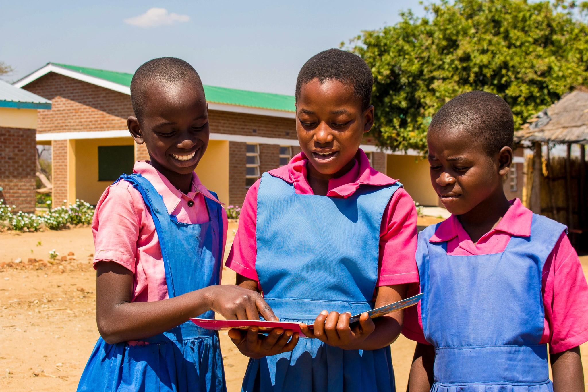 malawi children literacy resources