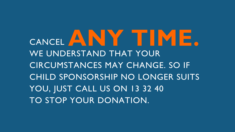 Cancel-donation