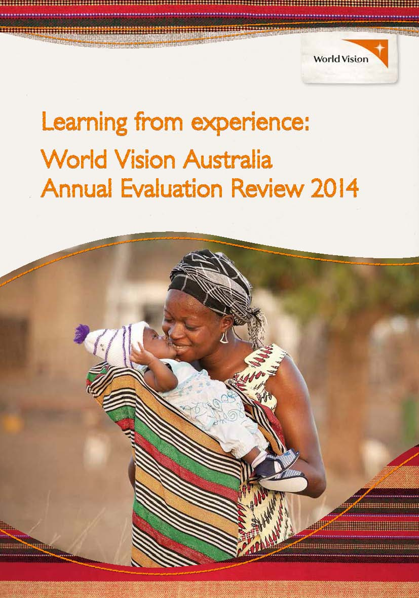 Cover of Annual Evaluation Review 2014