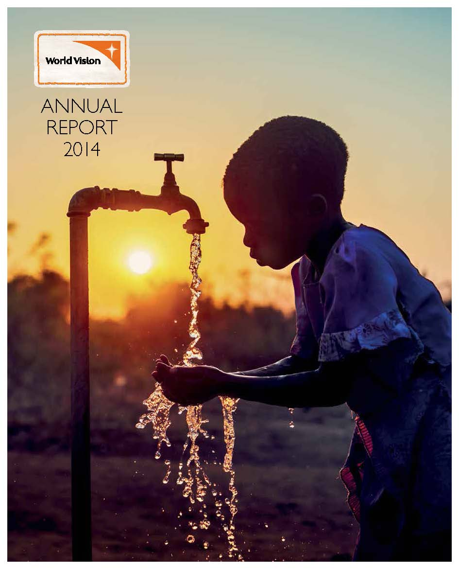 World Vision Annual Report 2014
