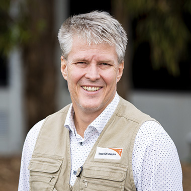 Graham Strong - Chief Field Impact Officer