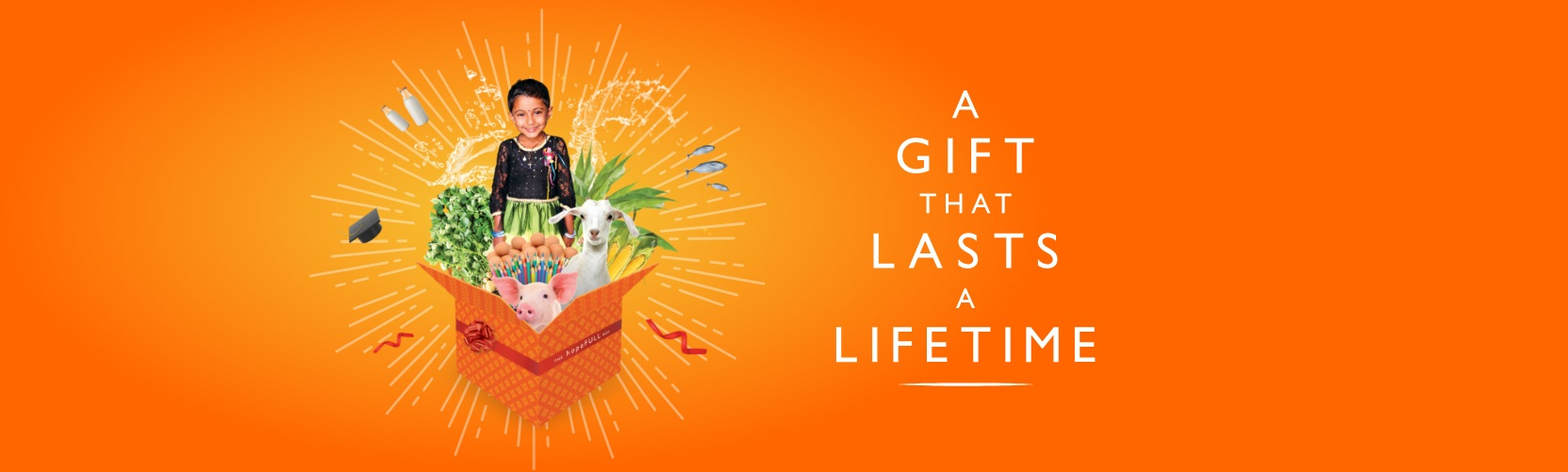 World Vision Australia's FY19 hopeFULL Gifts