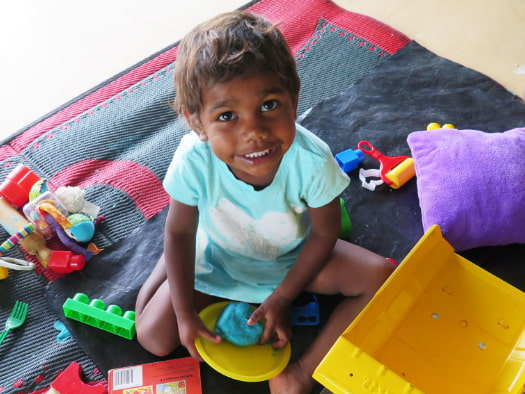 Early learning for Indigenous children