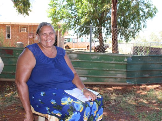 Job training for Indigenous women