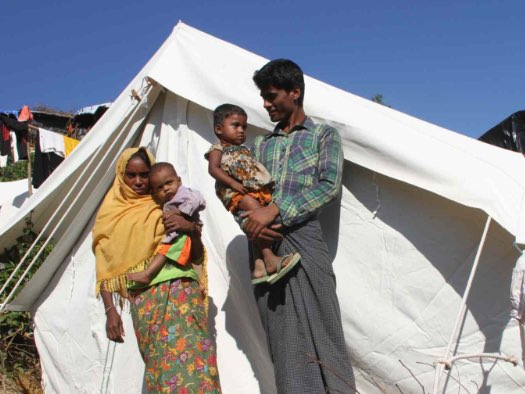 Shelter for 6,240 people in crisis