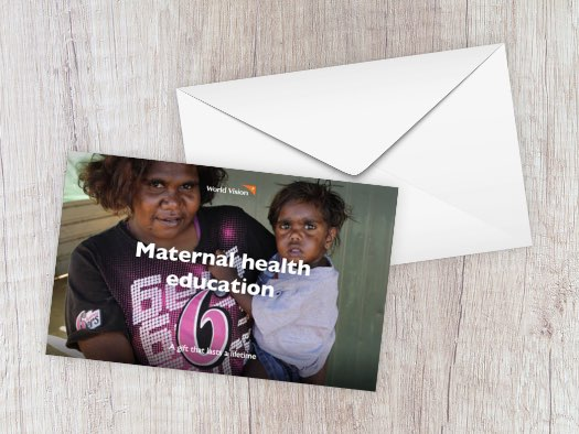 With maternal education, this mum in the Pilbara can help ensure the best start to life for her toddler.