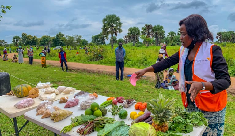 Healthcare and nutrition focused to help people in need