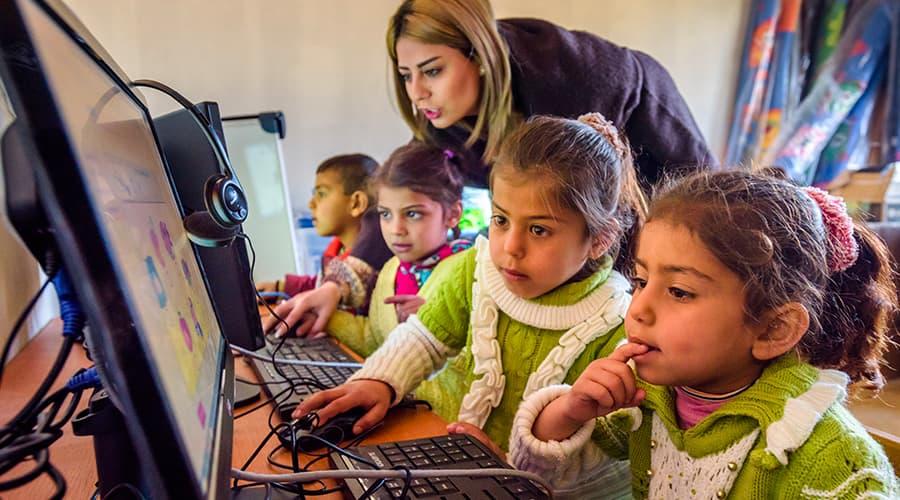 World Vision Donate Goods - Technology